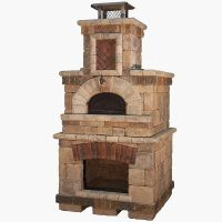 fireplace pizza oven combo - Bing Images | Outdoor Kitchen ...
