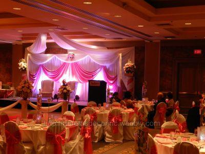 Wedding decoration, banquet hall decoration http ...