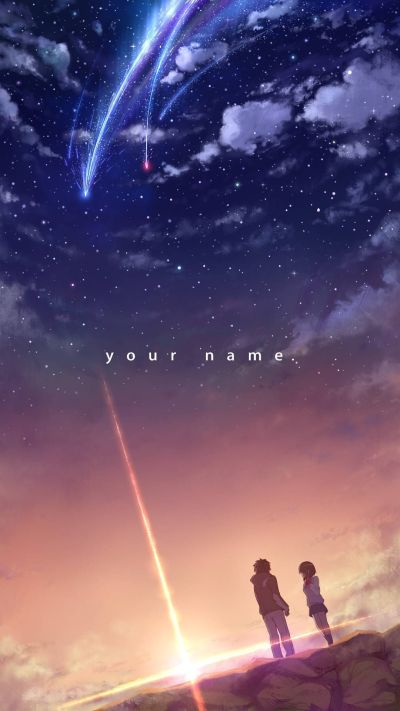 Your Name/Kimi no na wa (1080x1920) | Japanese film, Relationships and Romantic