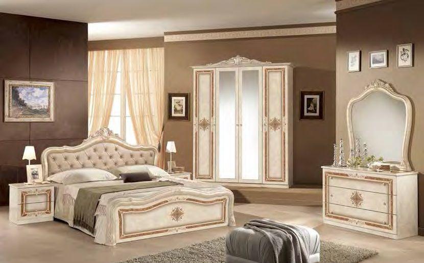 Italienische Schlafzimmer 2 - Temiz Möbel, Italienische Möbel - klassisch italienischen mobeln