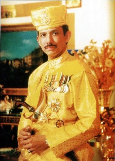Hassanal Bolkiah - Sultan of Brunei | People: The Royals ...