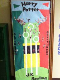 Harry Potter Classroom Door Decoration | Teaching ...