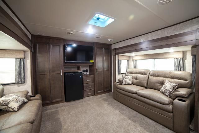 2017 Open Range 376FBH - Front Living Room or 2nd Bedroom Fifth - front living room fifth wheel