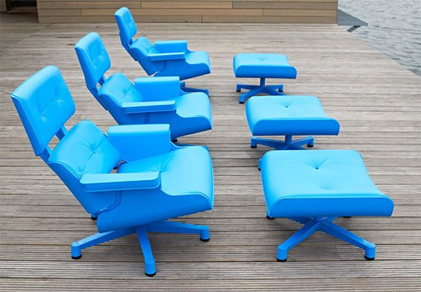 Chair Share Mal 1956 Outdoor Chair Rotational Molded