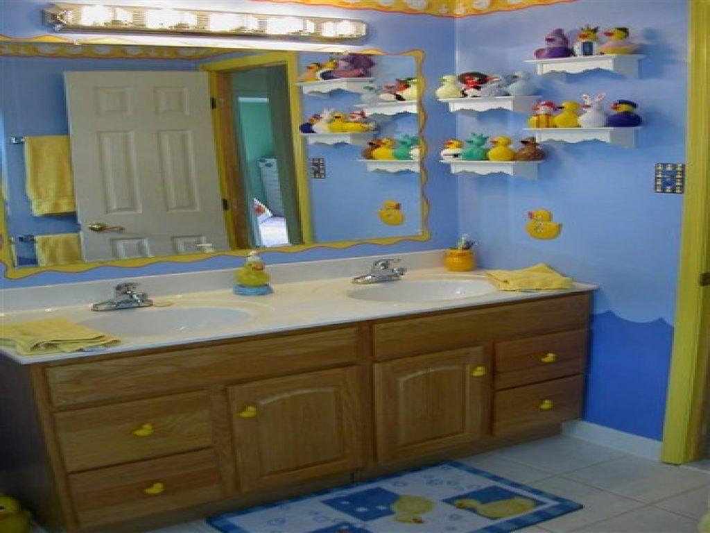 Rubber ducky bathroom decor cecor ideas