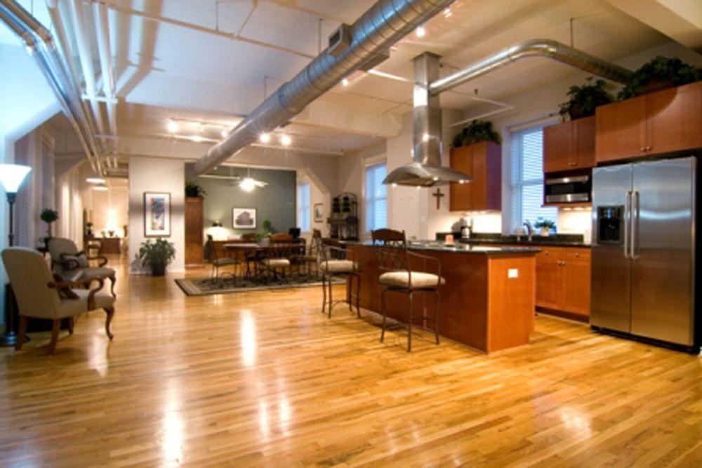 Open Kitchen Designs Profit Concept Kitchen Living Room