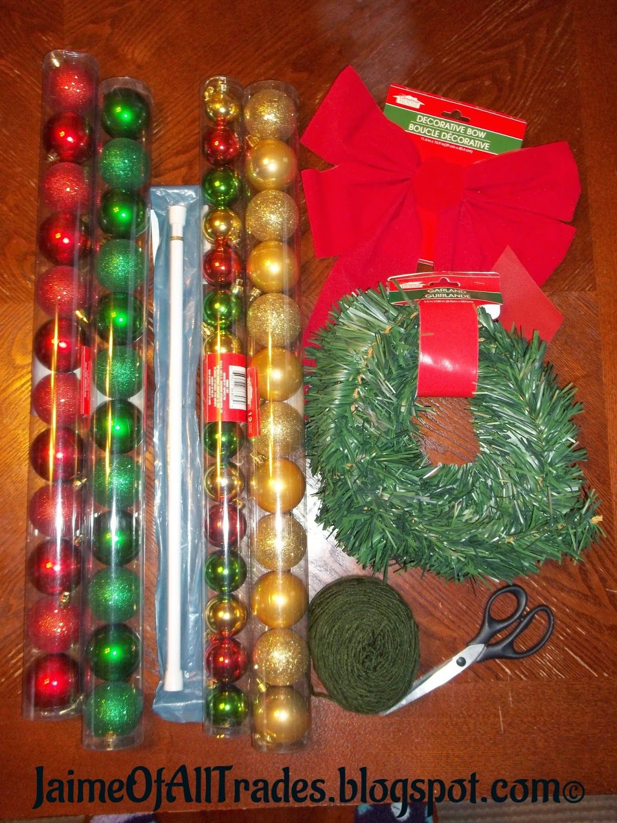 Jaime of all trades diy christmas window decorations