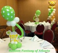 Lion King Baby Shower Decorations | Balloon Ideas ...