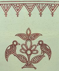 indian tribal art designs Gallery