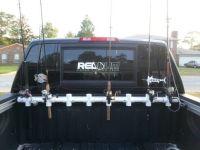 DIY Truck bed rod holder | Gone Fishin | Pinterest | Truck ...