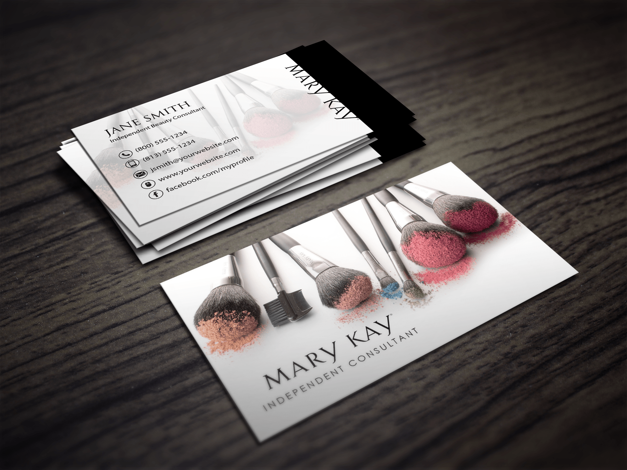 11211 marykay marykay1 business card template html code - 11211 Marykay Marykay1 Business Card Template Html Code Makeup Business Card Design For A Mary Download