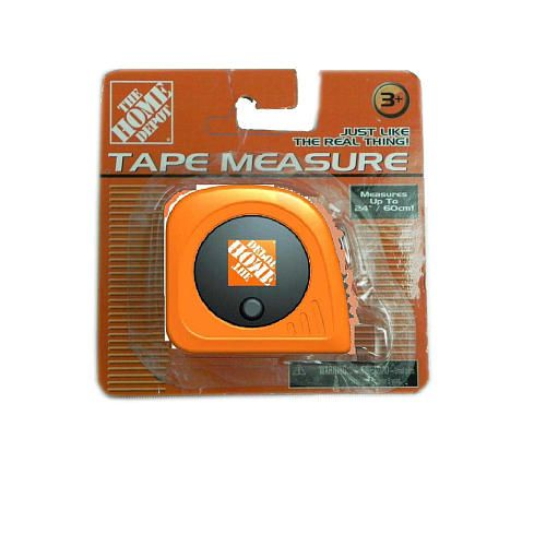 The Home Depot Tape Measure - Toys R Us - Toys  - home depot gift ideas