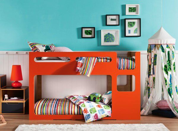 A Modern Low To The Ground Bunk Bed We39ve Found It