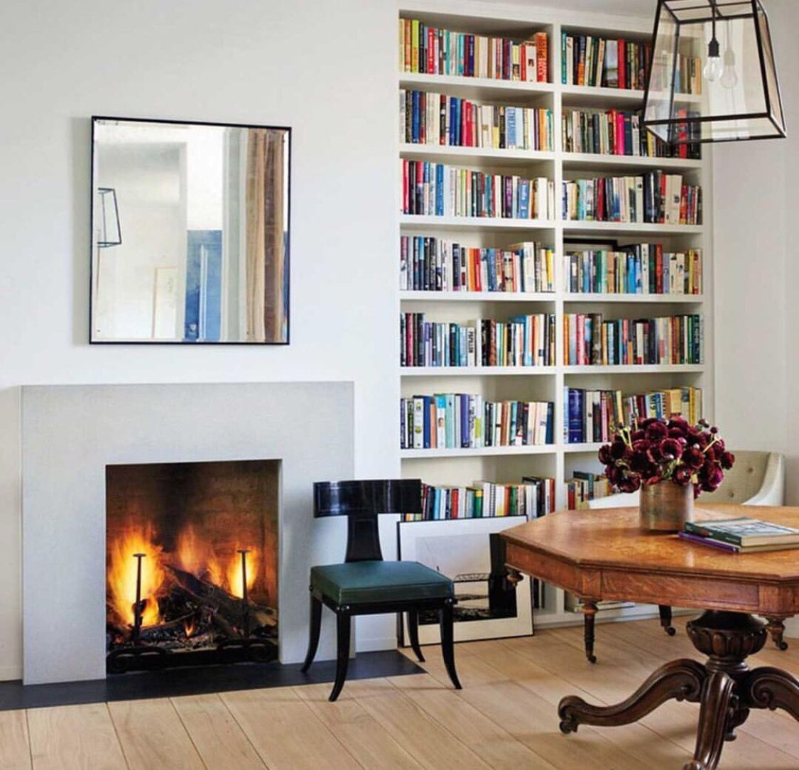 Etagere Autour Cheminee Etagere Fausse Cheminee Fireplace Makeover Inspiration Rooms