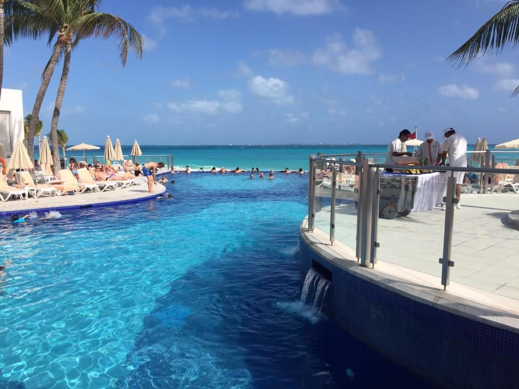 Ranked of 180 hotels in cancun