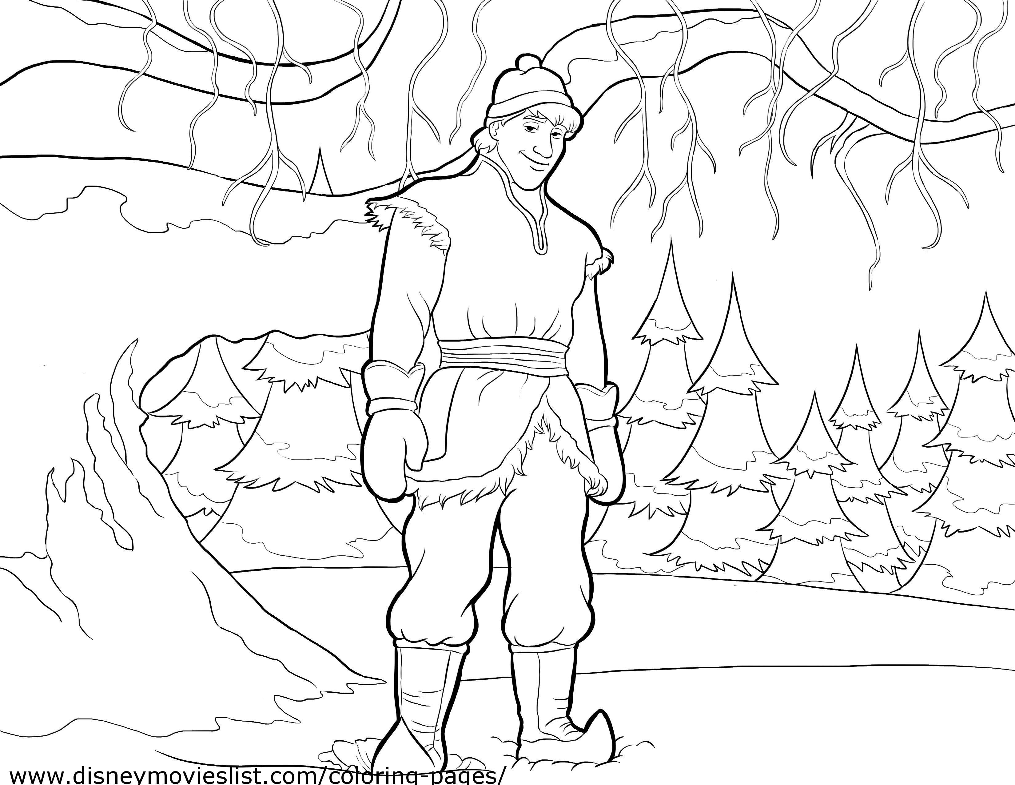 Coloring pages for frozen printable -  Coloring Pages Sheet Free Disney Printable Frozen Download