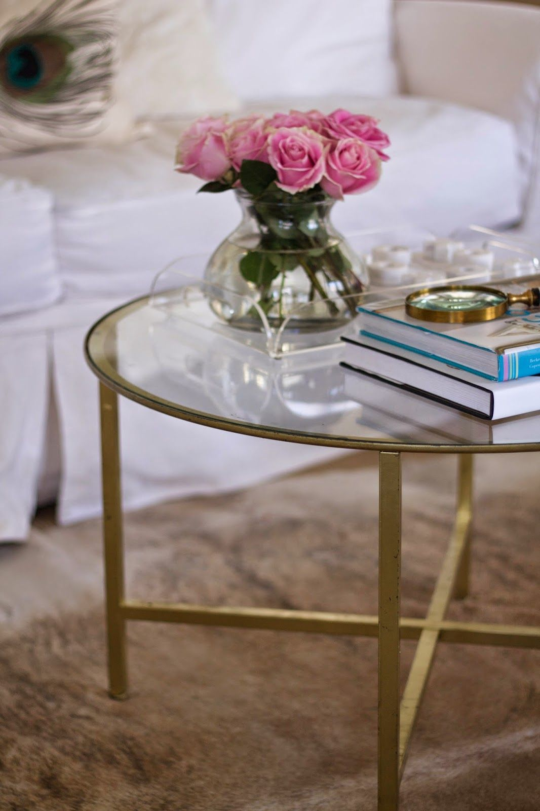 Ikea Vittsjo Coffee Table Ikea Coffee Table Hack | Park Avenue Favorites | Pinterest