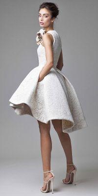 27 Amazing Short Wedding Dresses For Petite Brides | Short ...