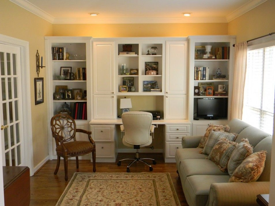 Home Office In Living Room Furniture Accessories Simple Design Of - living room office ideas