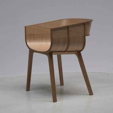 Schön Chaise Design Maritime, Casamania Bois Naturel Woods   Designer Stuhl Ru Ju  Mobeldesign Ideen