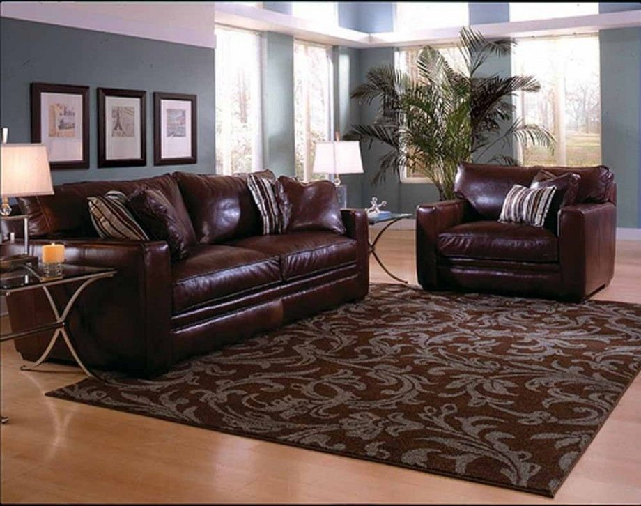 Image of Living Room Ideas with Area Rugs Color Rugs For Living - brown rugs for living room