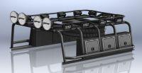 pickup truck cargo rack - Google Search | trucks ...