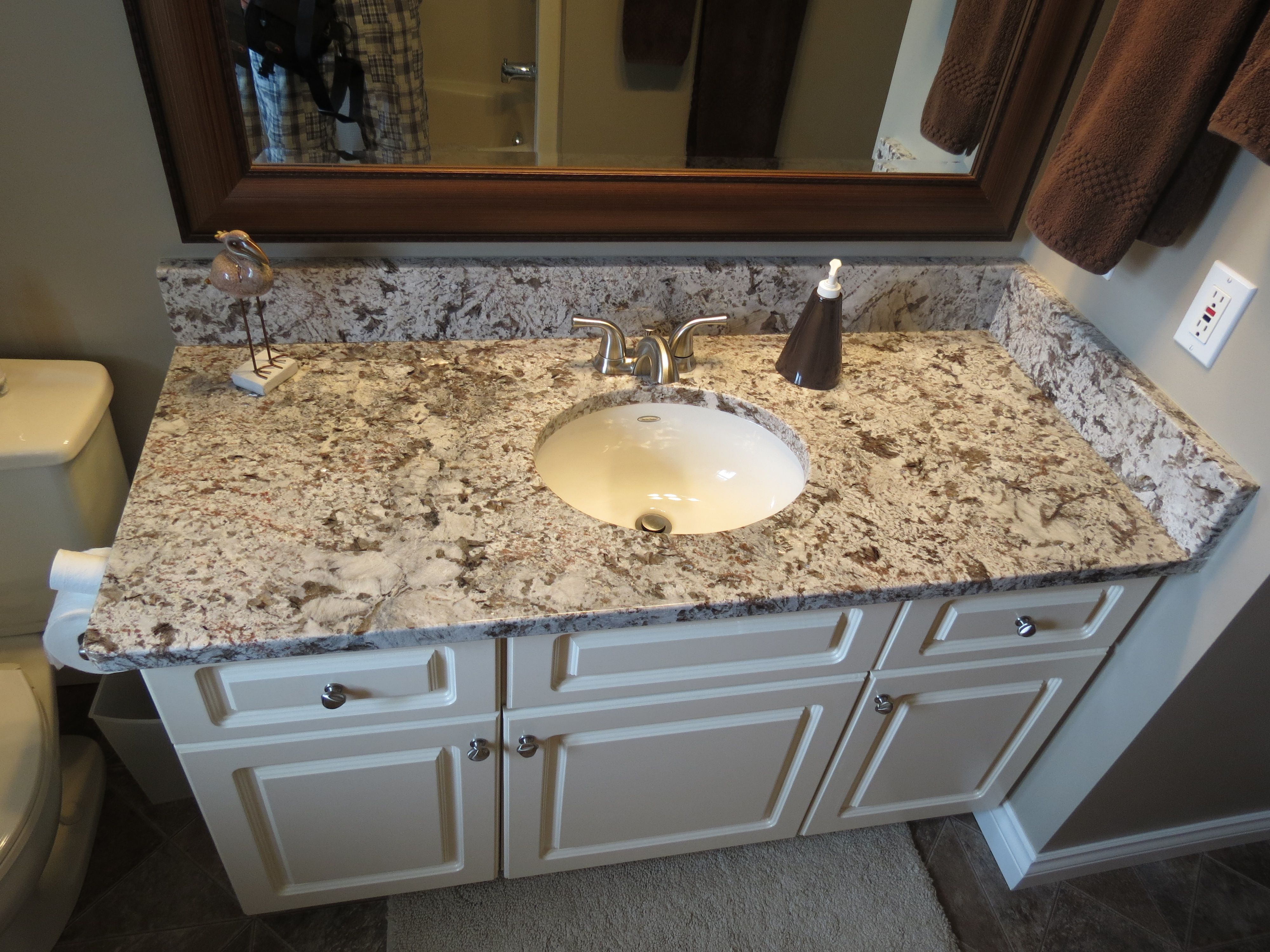 countertops okc kitchen cabinets okc Bianco Antico Granite Countertop Vanity Countertops Granite Countertops Oklahoma City