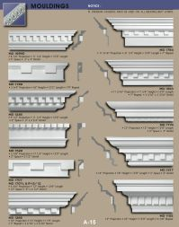 Dentil Mouldings | exterior windows | Pinterest | Moldings ...