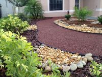 front yard landscape design ideas with no grass | front ...