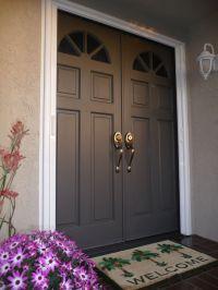 Exteriors Doors & Best 25+ Front Door Painting Ideas On ...