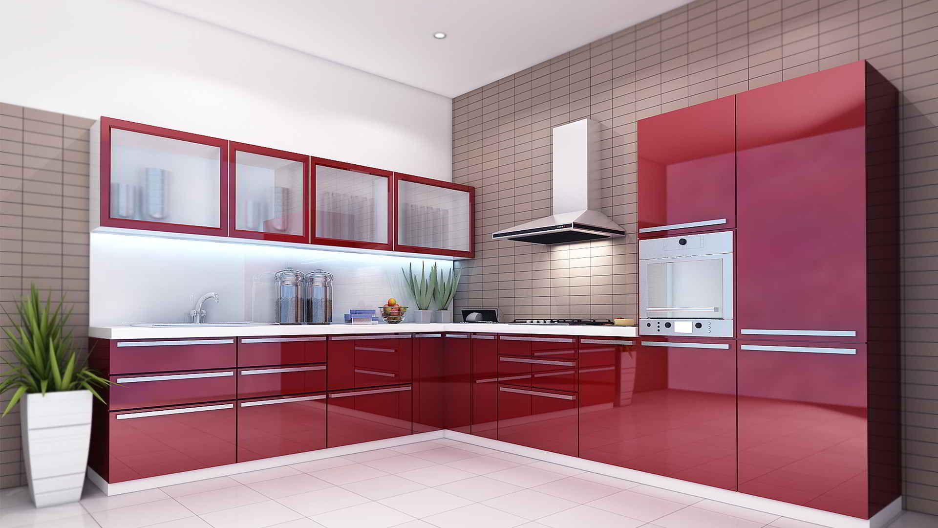 Find the ultimate modular kitchen interior solutions in delhi