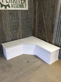 Banquette Corner Bench Seat with Storage by ...