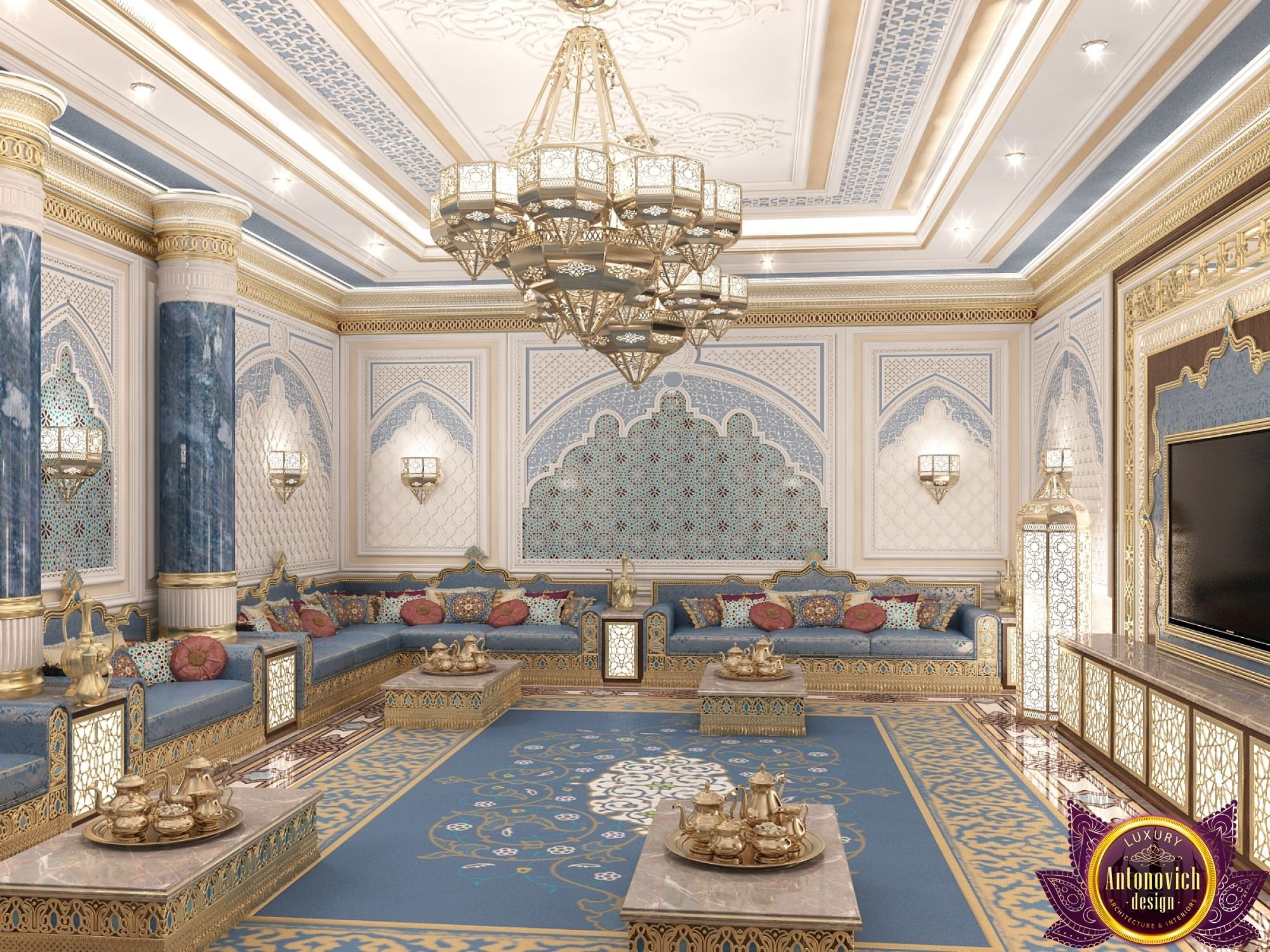You can have a look at our lavish women majlis designs in the gallery majlis download