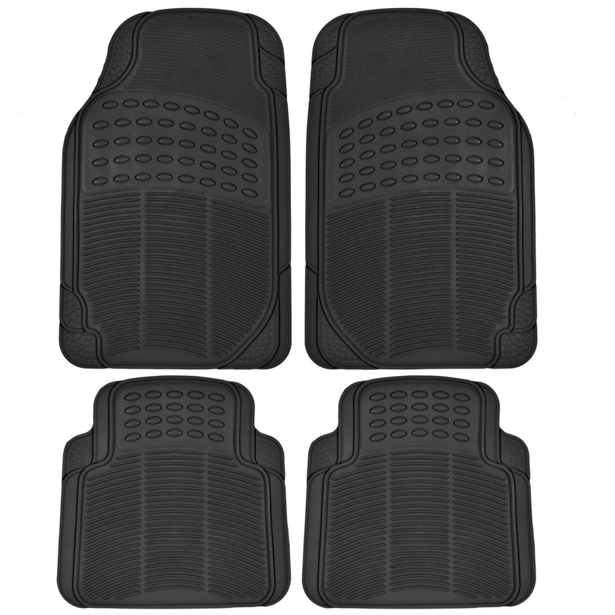 The mt 654 series ridged mats are designed with your auto care in mind the uniquely constructed linear and diagonal ridges are placed strategically to