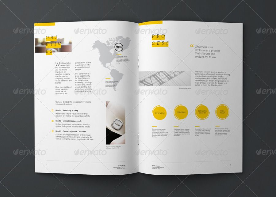 Graphic Design Project Proposal Template Proposals, Graphic - graphic design proposal template