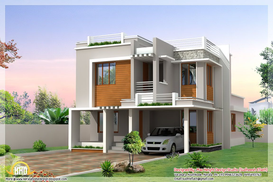 Small modern homes images of different indian house designs home appliance wallpaper