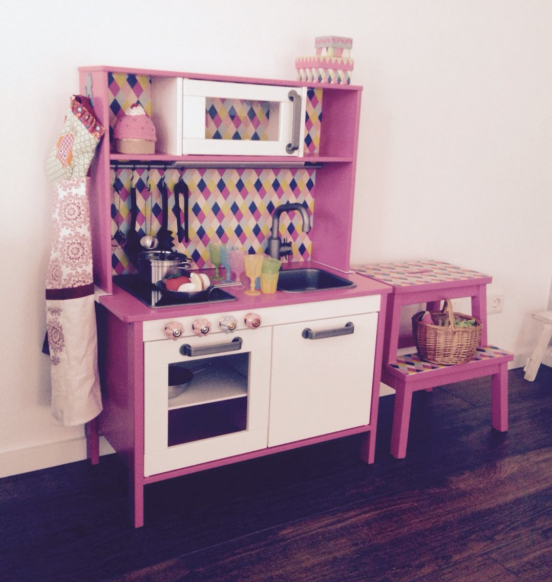 Ikea Küche Heck Ikea Kitchen Duktig Hack Julia Pinterest Kinderküche