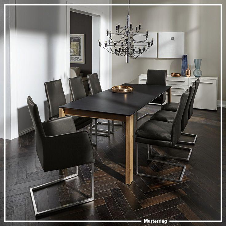Musterring HELIOS Speisezimmer Dining Room Speisezimmer   Interessantes  Stuhl Design Desiree Kara