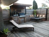 Front Deck, Fire Pit, Pizza Oven, BBQ | My Home: Now, Then ...