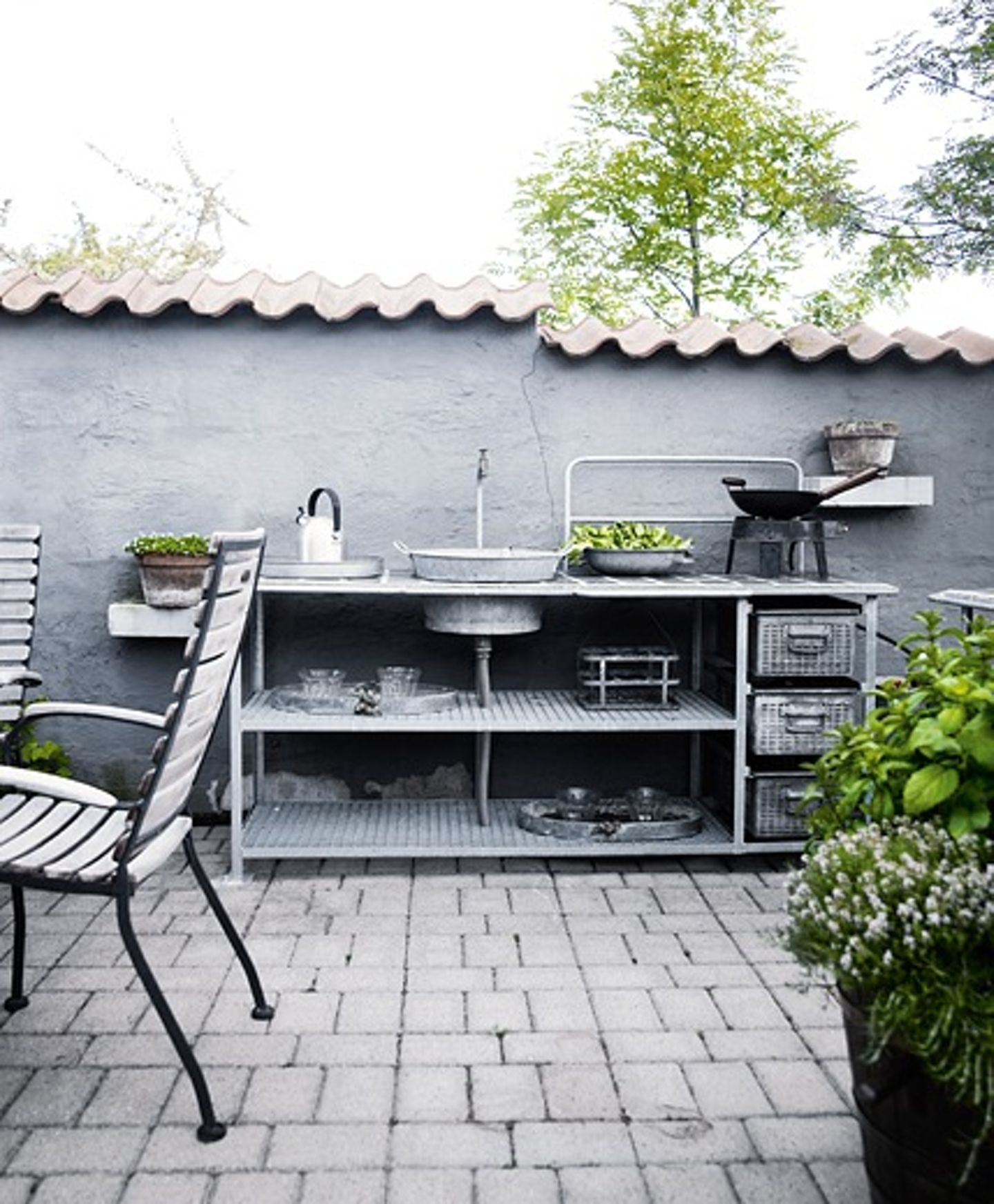 Utekjøkken Moduler Utekjøkken The Kitchen 39s Pinterest Gardens Simple