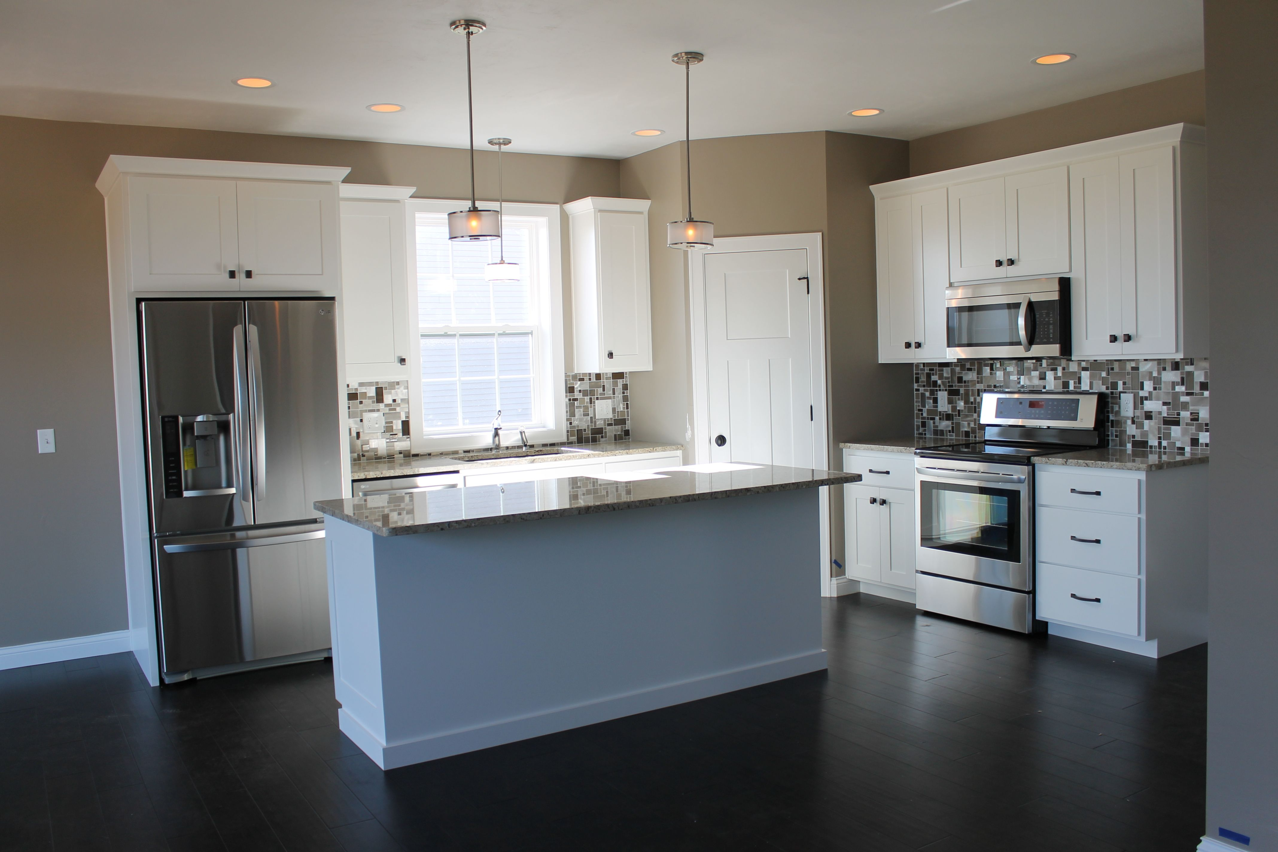 L Shaped Kitchen Plans With Island 5322 White Kitchen With Large Center Island Kitchen