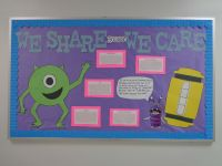 Resident Assistant bulletin board about community service ...