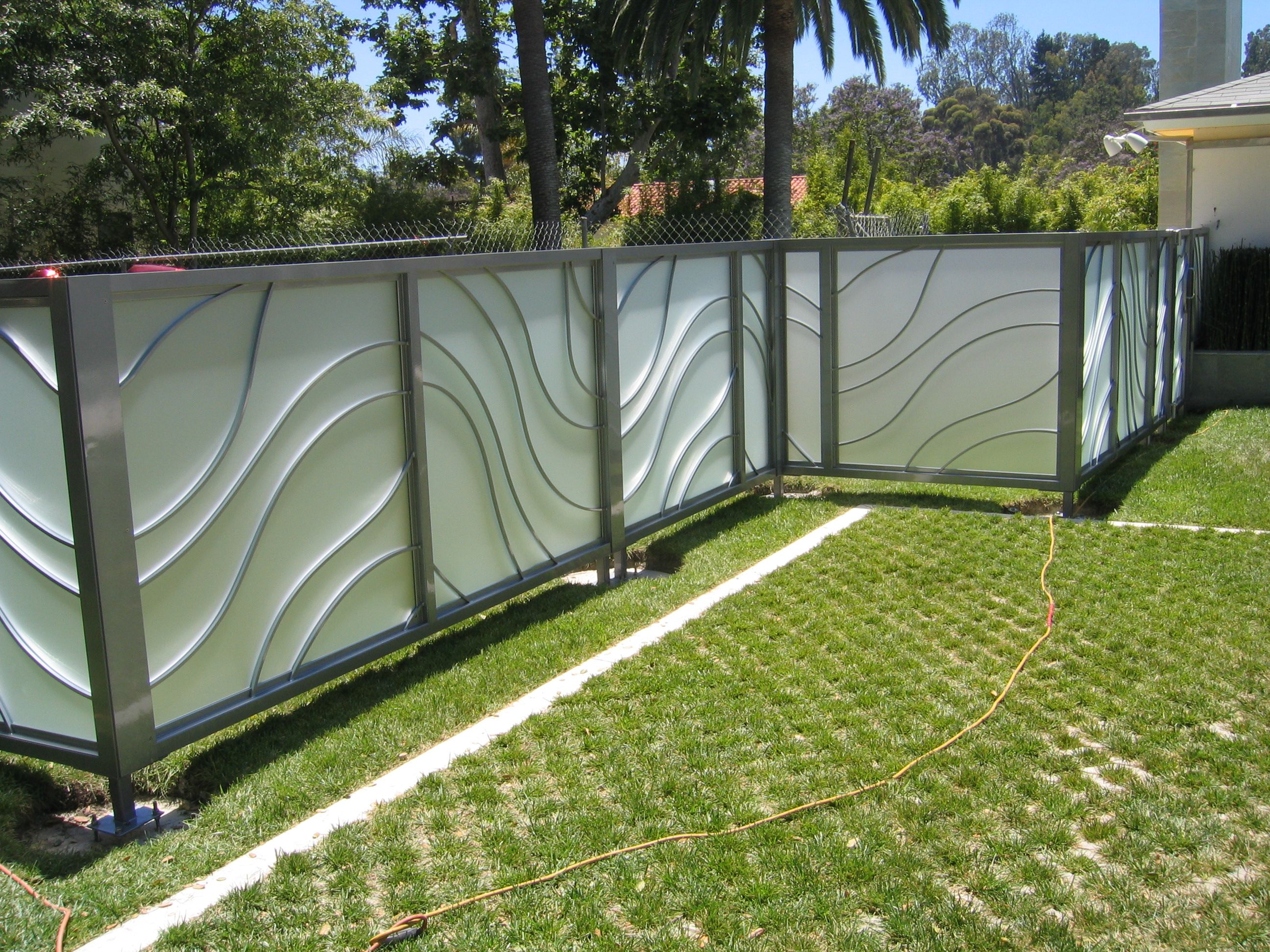 Modern Metal Fence Panels Decorative Metal Fence Panels Metal Fence Panels