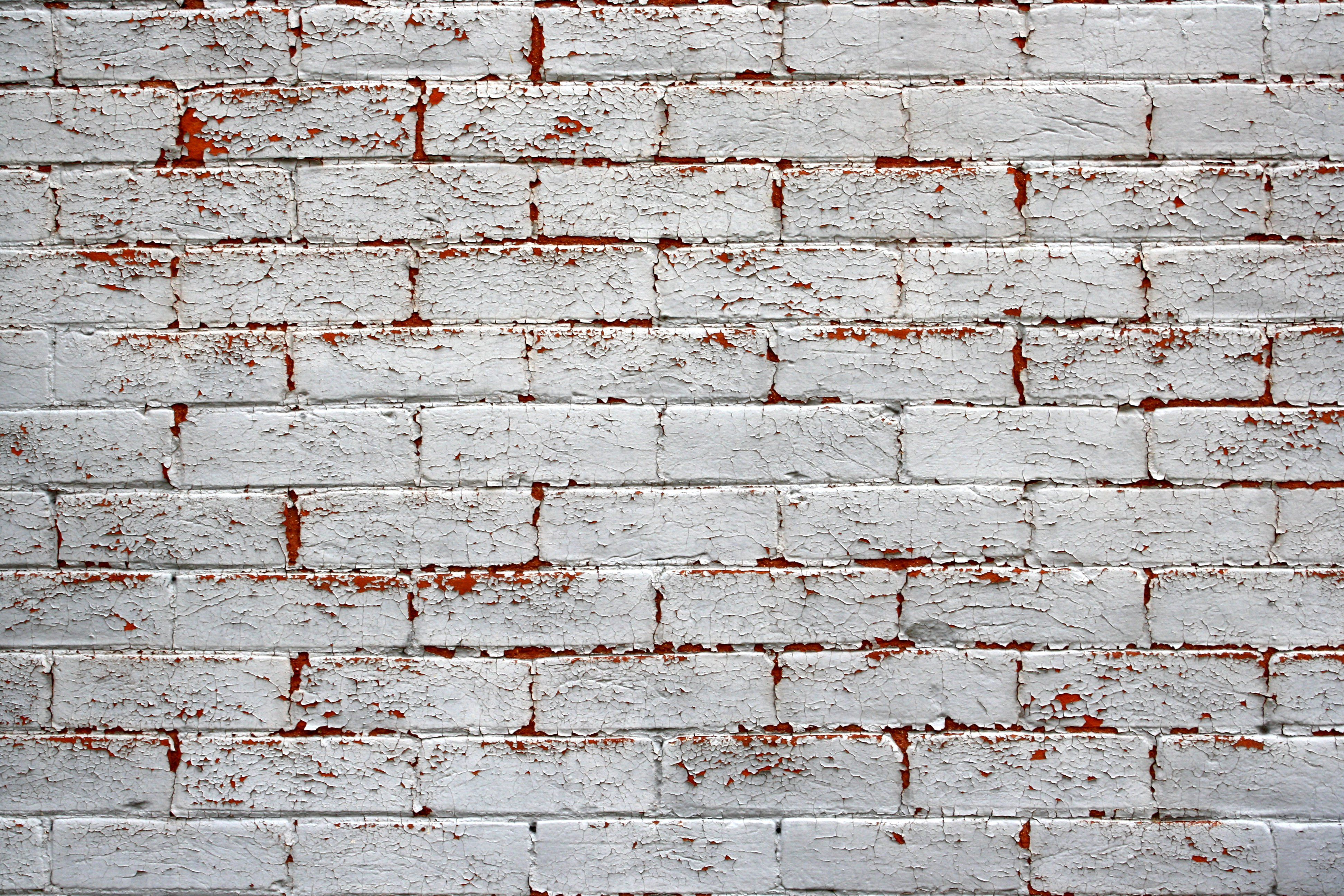 Baksteen Behang Wit Peeling Painted Brick Wall Texture Ideas For Painting My