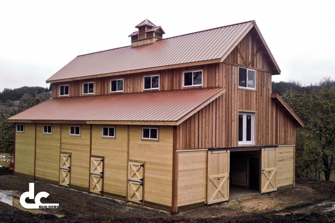 Barn Style Houses additionally D978780b959d8923 additionally Pole Barn Homes Beautiful Homes furthermore Barn With Living Quarters likewise Adaptive Reuse 15 Creative House Home Conversions. on metal pole barns converted into homes pictures