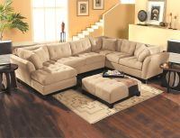 Metropolis Contemporary Sectional Sofa by HM Richards ...