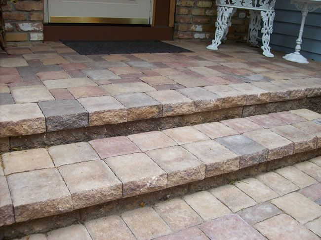 How To Tile Over Concrete Steps | Gardening & Great Outdoors