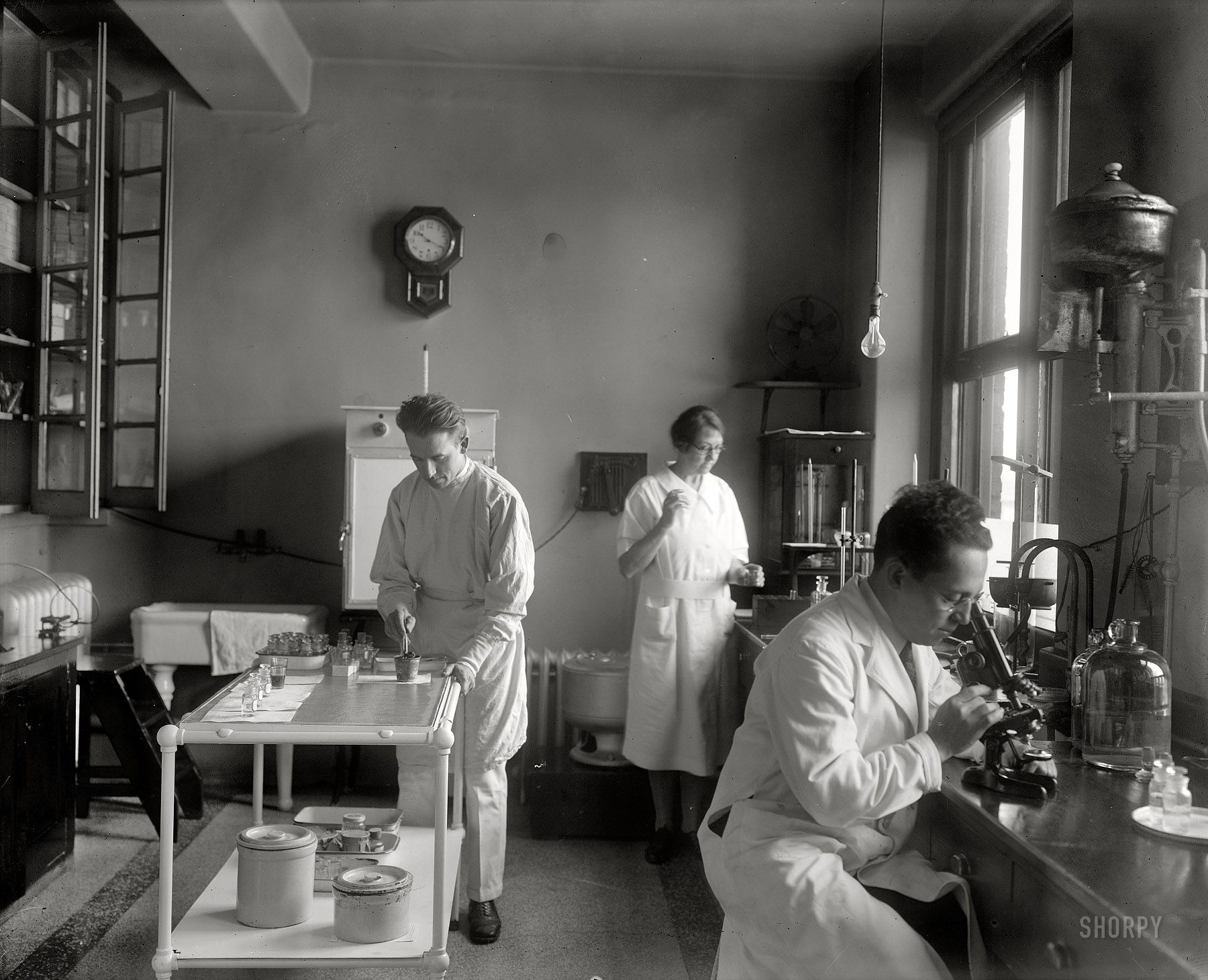 Arte De Mexico Beds Shorpy Historical Photo Archive Emergency Hospital
