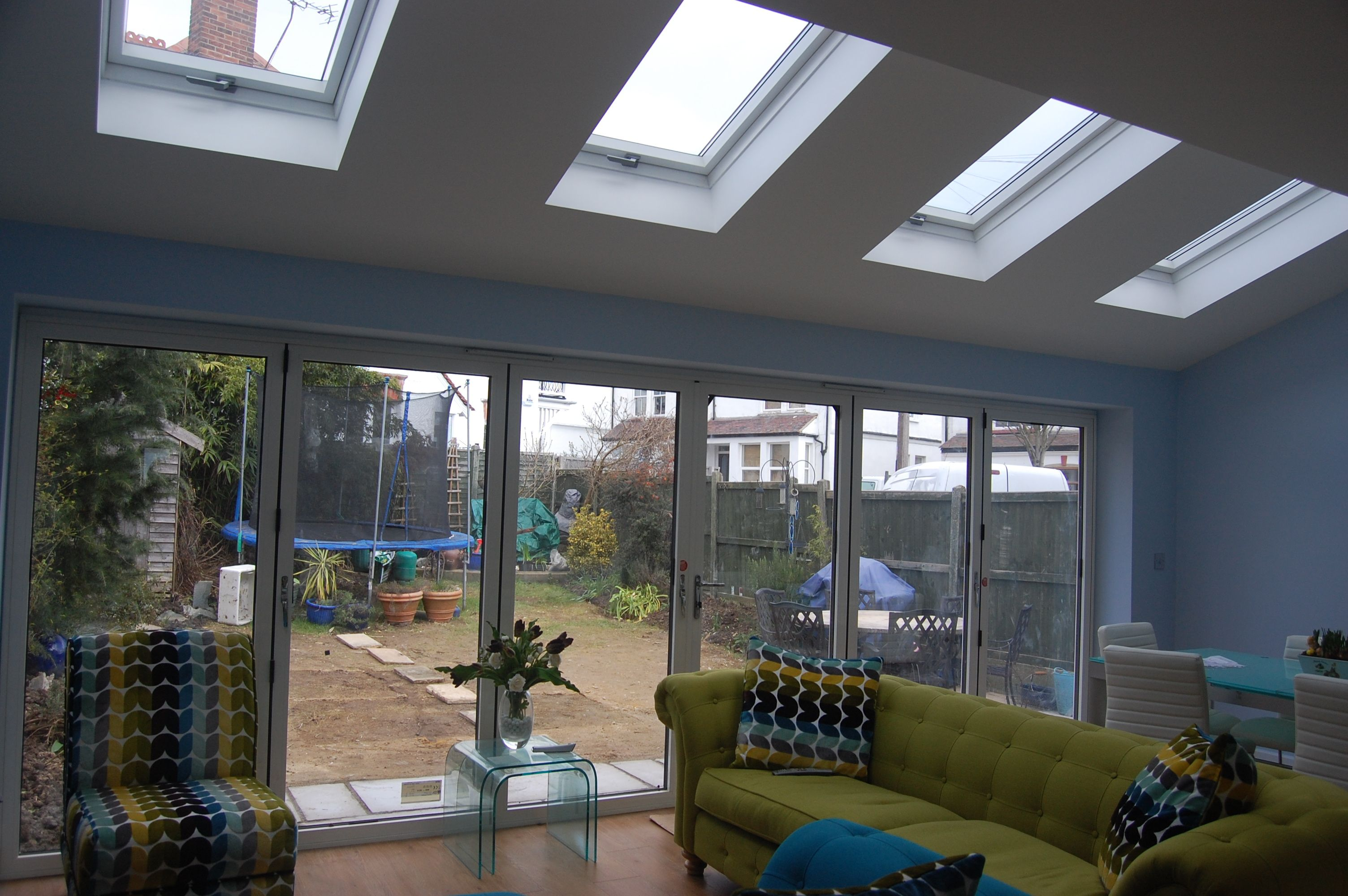 Kitchen Extensions With Velux Windows Extension Roof Windows Open Up Your Ceiling With A Roof Lantern