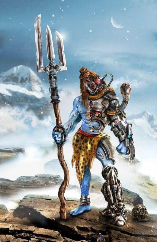 Lord Ganesha 3d Wallpapers Free Download Mahadev Rudra Avatar Hd Wallpaper Www Pixshark Com